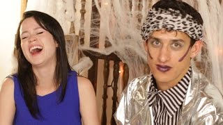 Girlfriends Choose Their Boyfriends' Halloween Costumes thumbnail