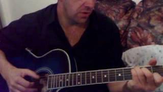 Guitar Cover - Little Tin Soldier - Donovon - Acoustic