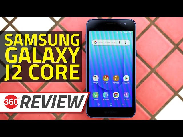 Samsung Galaxy J2 Core, Galaxy J4 Android Pie Update Hinted