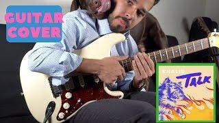 Gambar cover Khalid - Talk  (GUITAR TUTORIAL)