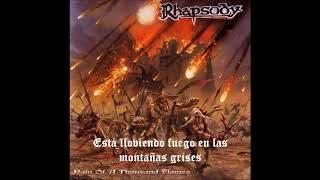 Rhapsody. Elnor's Magic Valley & The Poem's Evil Page subtituladas