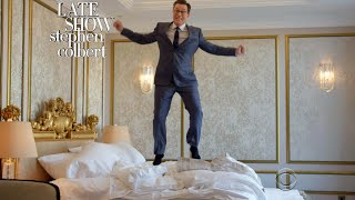 Stephen Rents The 'Trump Pee Pee Tape' Hotel Room For A Night