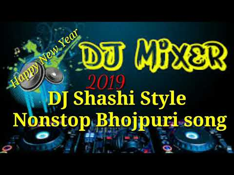 Nonstop song happy new year 2019 DJ shashi steal - смотреть