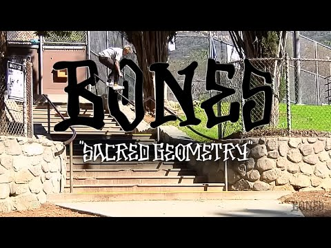 Bones Wheels' Sacred Geometry Video