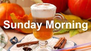 Sunday Morning Jazz - Sweet Autumn Season Bossa Nova Jazz Music