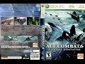 Ace Combat 6: Fires Of Liberation Gameplay xbox 360