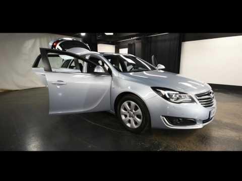 Opel INSIGNIA SportsTourer Edit 2,0 CDTI A (14.5, Farmari, Automaatti, Diesel, KNB-281