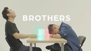 Brothers Open Up About Their Insecurities | RJ & Cory