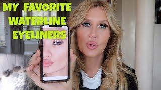 Favorite Waterline Eyeliners~Great for Lighter Eyes!