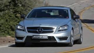 [RoadandTrack] 2012 Mercedes-Benz CLS63 AMG Road Test Review
