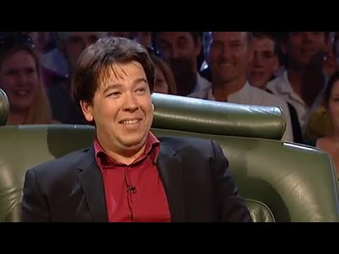 Michael McIntyre on Top Gear