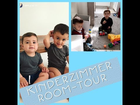 Kinderzimmer | Roomtour 🤗