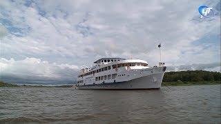 В Новгородском морском центре капитана Варухина завершилась 52-я летняя навигация