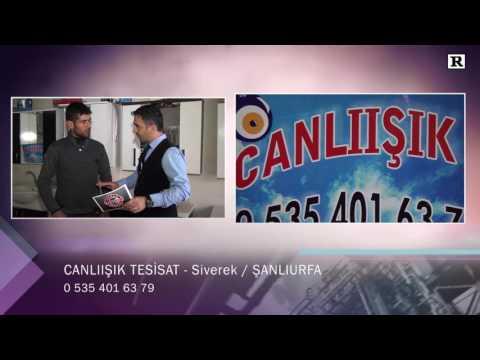 CANLIIŞIK TESİSAT - ŞANLIURFA SİVEREK TESİSAT