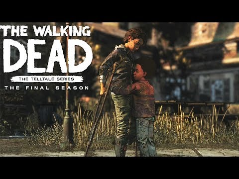 The Walking Dead Season Two Episode 4 - Amid the Ruins