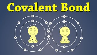 Covalent Bonding | #aumsum #kids #science #education #children