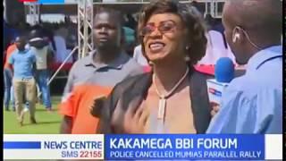 Will Wetangula and Mudavadi attend the BBI forum in Kakamega?