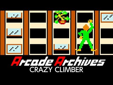 Arcade Archives CRAZY CLIMBER thumbnail