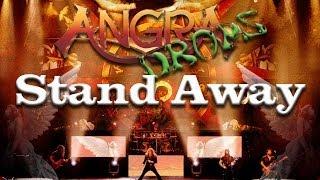 Felipe Andreoli falando sobre Stand Away  - Angra Drops #12