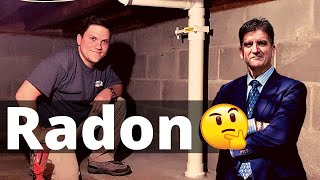 Radon - How to Get Rid of It; Mitigating Radon Gas In Your Home and the Health Hazards of Radon