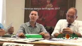 Ascoliva Festival 2017, la conferenza stampa di presentazione