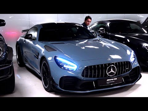 2020 Mercedes AMG GTR Pro | BRUTAL FULL Review China Blue Sound Exhaust Interior Exterior