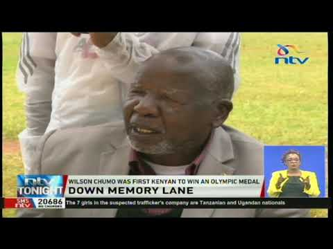 Wilson Chumo: First Kenyan to win an Olympic medal