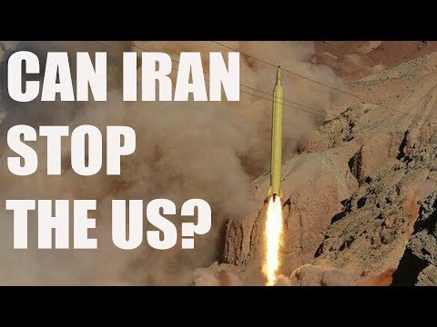 Can Iran Stop the US? A look at Irans Defenses