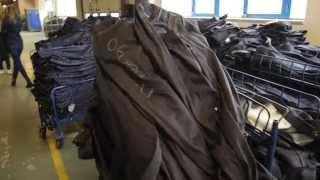 How are jeans made? Mavi Factory Tour - TURKEY
