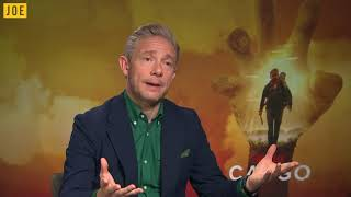 Martin Freeman Interview: Zombies, Fatherhood And His First Acting Job