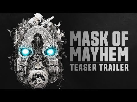 Borderlands 3 Teaser Trailer - Mask of Mayhem thumbnail