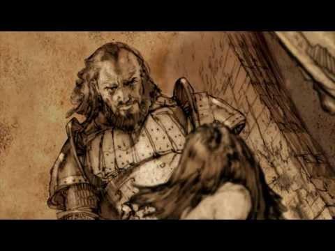 Plenění Králova přístaviště dle Viseryse Targaryena - Historie Hry o trůny