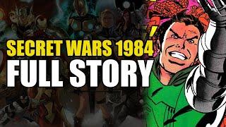 Secret Wars 1984: Full Story | Comics Explained