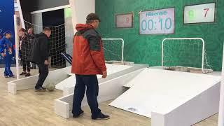 Чемпионат мира по футболу. Фанзона в Санкт-Петербурге