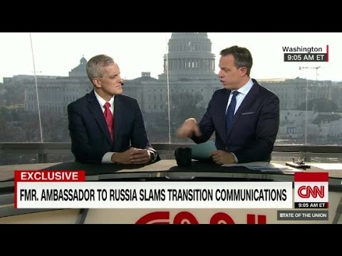 McDonough on Russia: 'content of calls is what matte...