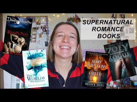 Great Supernatural Romance Book For Young Adults ♡ | notsoperfectgirly