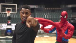 UH Manoa MEN'S BASKETBALL SUPERHERO NIGHT