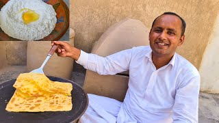 Malaysian Paratha Recipe | Roti Canai | Malaysian Flat Bread | Mubashir Saddique | Village Food