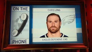 Eagles DE Chris Long Speaks Out on Charlottesville Incident | The Rich Eisen Show | 8/18/17