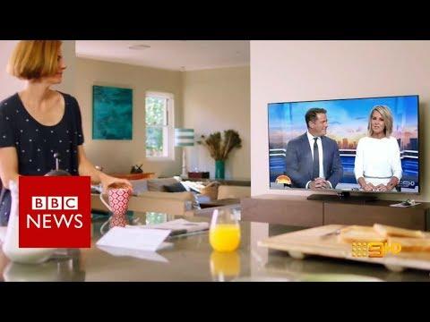 Australia's Channel 9 news promo looks like BBC's version – BBC News