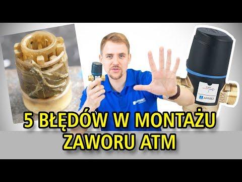 5 BŁĘDÓW montażu termostatycznego zaworu mieszającego ATM-kvs-instalacja co-afrisopl