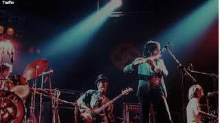 Traffic - Many a Mile to Freedom (Live 1972, Santa Monica Civic Auditorium, Feb 1)