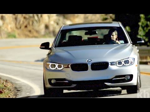 2015 BMW 3 Series Review - Kelley Blue Book