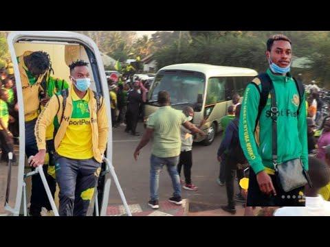 🔴#LIVE KIGOMA: MAPOKEZI ya YANGA KUFURU, Wafunga BARABARA, Haijawahi KUTOKEA...