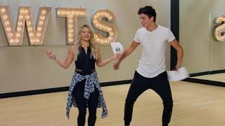 Meet Milo Manheim and Witney Carson - Dancing with the Stars