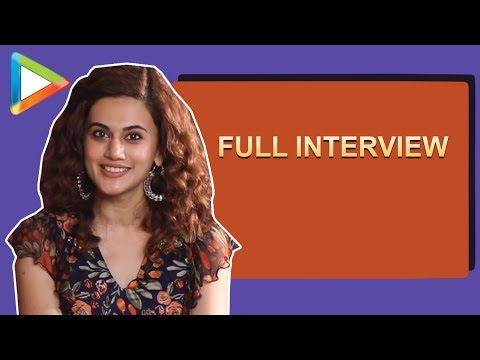 Don't Miss: Taapsee Pannu on superb success of Mulk, Manmarziyaan, Anurag Kashyap & more
