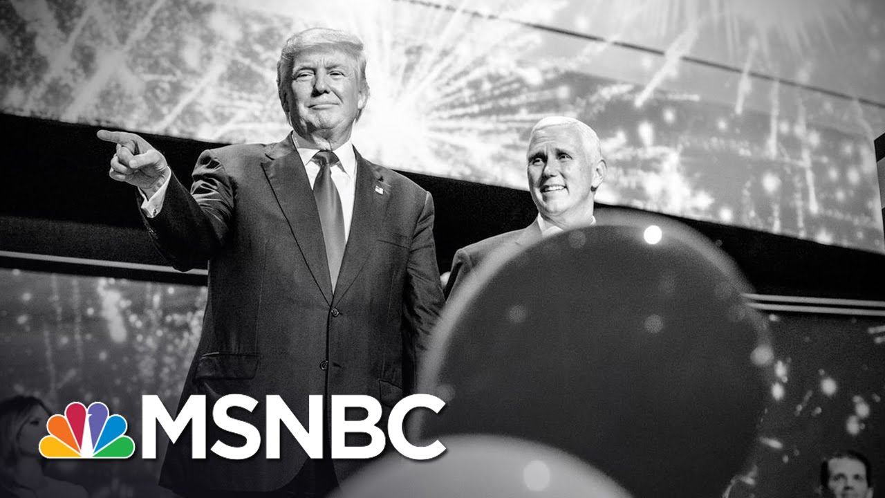 New Polls Show Donald Trump Gets Post-Convention Bounce | Morning Joe | MSNBC thumbnail