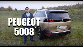 Peugeot 5008 - SUV or MPV? (ENG) - Test Drive and Review