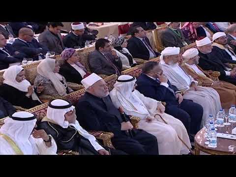 كلمة معالي وزير الأوقاف الدكتور محمد مختار جمعة