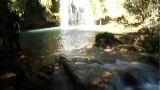 preview picture of video 'Visita al Salto del Limón -Samaná 1/3 (Cascada Pequeña)'